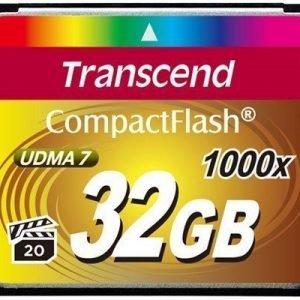 Transcend Ultimate Compactflash 32gb