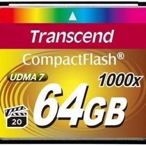 Transcend Ultimate Compactflash 64gb