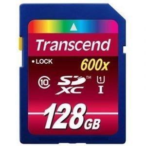 Transcend Ultimate Series Sdxc 128gb