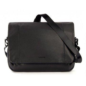 Tucano One Premium Messenger Leather Case 15