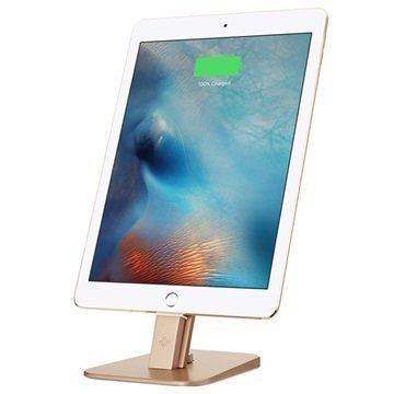 Twelve South HiRise Latausjalusta iPhone 6 / 6S iPad Pro Kulta