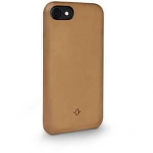 Twelve South Relaxed Leather Case Iphone 7 Konjakki
