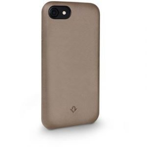 Twelve South Relaxed Leather Case Iphone 7 Ruskea Beige