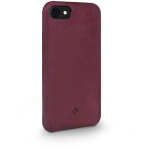 Twelve South Relaxed Leather Case Iphone 7 Viininpunainen