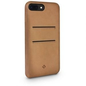 Twelve South Relaxed Leather Case Pocket Iphone 7 Plus Konjakki