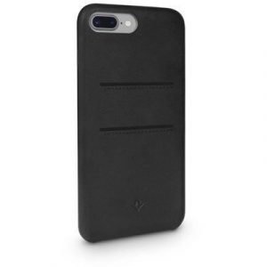 Twelve South Relaxed Leather Case Pocket Iphone 7 Plus Musta
