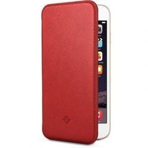 Twelve South Surfacepad Läppäkansi Matkapuhelimelle Iphone 6/6s Punainen