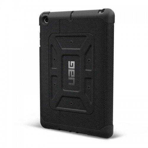 UAG Urban Armor Gear Folio Scout kestävä suojakotelo iPad Mini 1 2 ja 3 musta