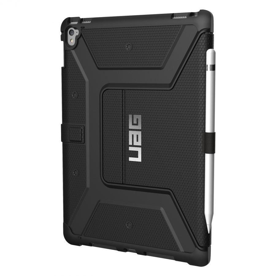 "UAG Urban Armor Gear Folio iPad Pro 9.7 Suojakotelo Black"""