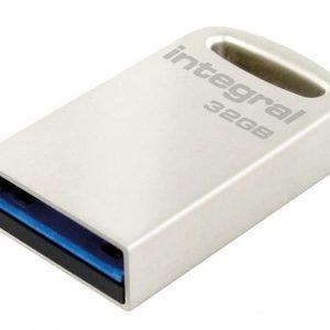 USB3.0 muistitikku 32 GB Fusion