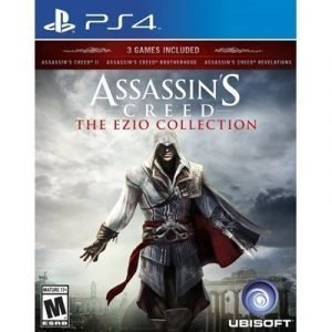 Ubisoft Assassin's Creed: The Ezio Collection Ps4