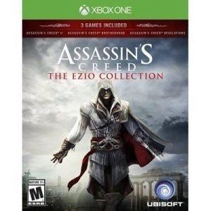 Ubisoft Assassin's Creed: The Ezio Collection Xbox One