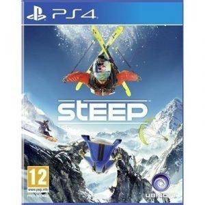 Ubisoft Steep Ps4