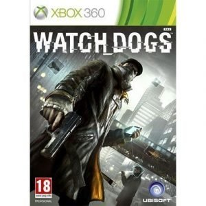 Ubisoft Watch Dogs X360
