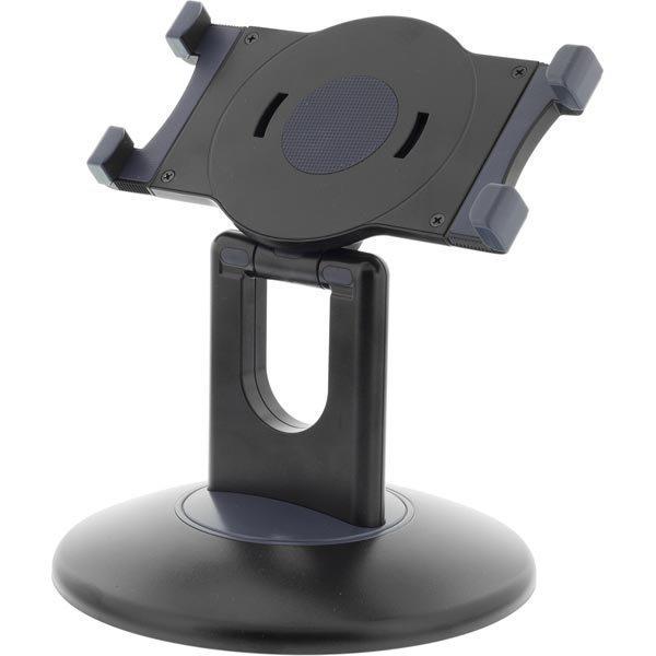 "Universal Tablet Station pöytäteline tableteille 7-10.1"" musta"""