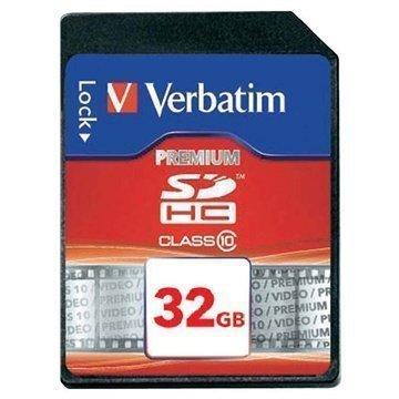 Verbatim 43963 SDHC Memory Card 32GB