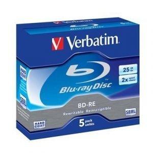Verbatim Bd-re X 5