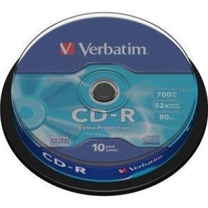 Verbatim Cd-r X 10