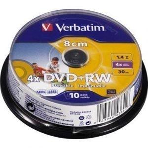 Verbatim Dvd+rw (8cm) X 10