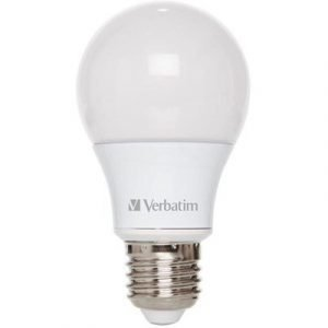 Verbatim Led-lamp E27 240 6w Sphere 480lm Warm White