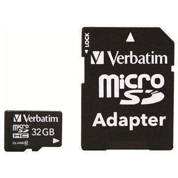 Verbatim MicroSDHC Muistikortti 32Gt