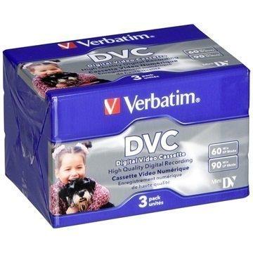 Verbatim Mini Digitaalinen Videokasetti