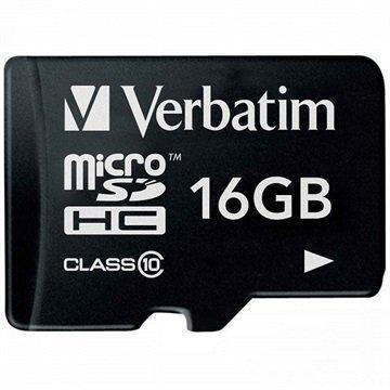 Verbatim Premium MicroSDHC Muistikortti 16 Gt