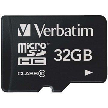 Verbatim Premium MicroSDHC Muistikortti 32Gt