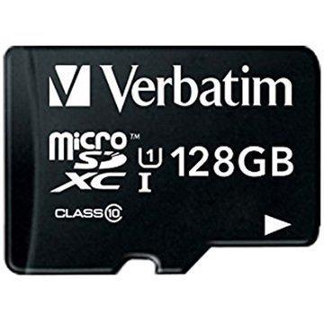 Verbatim Premium MicroSDXC Muistikortti 128Gt
