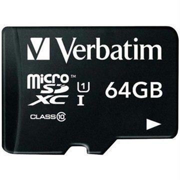 Verbatim Premium MicroSDXC Muistikortti 64Gt