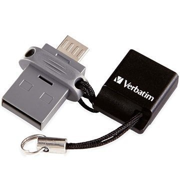 Verbatim Store 'n' Go Dual USB Stick 64GB