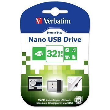 Verbatim Store 'n' Stay Nano USB Stick 32GB