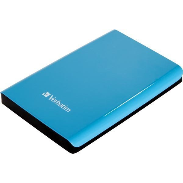 """Verbatim Store'n'Go ulkoinen kiintolevy 1TB 2 5 USB 3.0 matta sininen"""""""