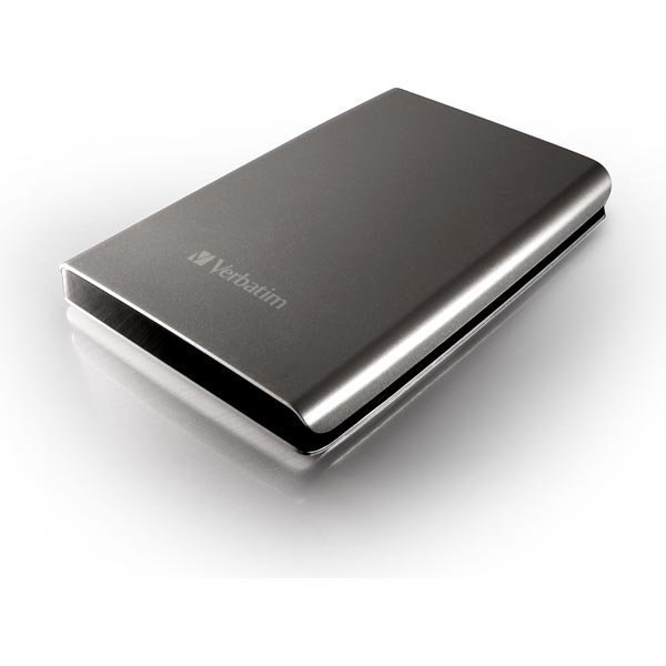 Verbatim Store`n`Go ulkoinen kiintolevy 500GB USB 3.0 musta