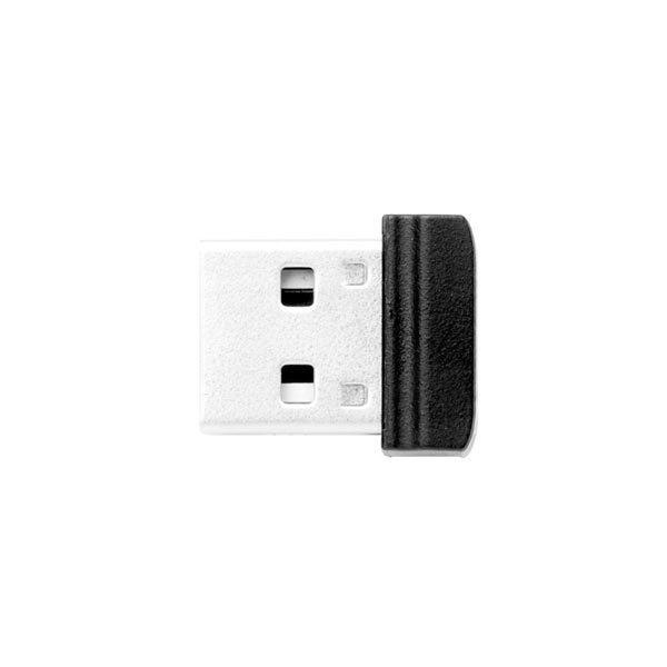 Verbatim USB 2.0 muisti Store'N'Stay 8GB Nano-koko musta