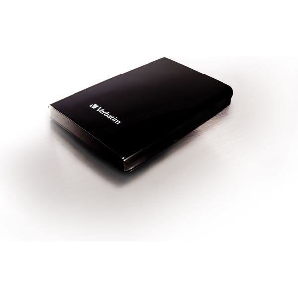 """Verbatim ulkoinen kiintolevy 500GB 2 5 USB 3.0 musta"""""""