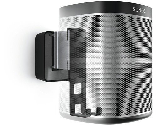 Vogel´s Sound 4201 Wallmount For Sonos Play:1 Black
