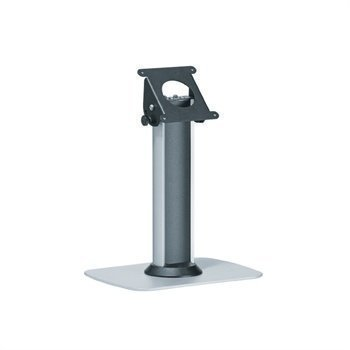 Vogel's PTA 3005SI Secure Tablet Foot Plate Table Stand Silver