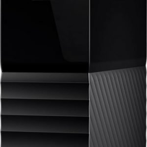 WD My Book 8TB Black