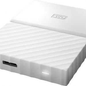 WD My Passport 1TB White