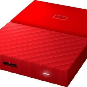 WD My Passport 2TB Red