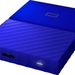 WD My Passport 3TB Blue