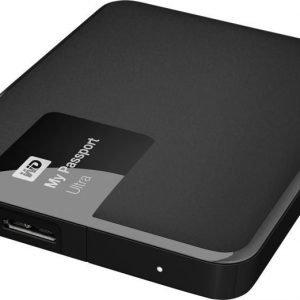 WD My Passport Ultra 500GB Black