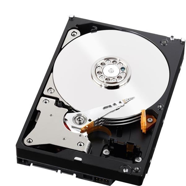 WD Red 4TB 64MB SATA 6GB/s