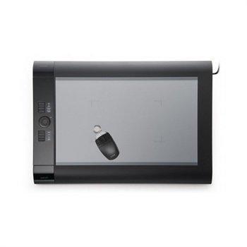 Wacom Intuos 4 XL A3 CAD Version Graphic Tablet Black