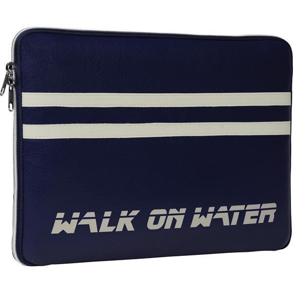 """Walk On Water Boarding sleeve 13 13 laptop kotelo sini/valkoinen"""""""