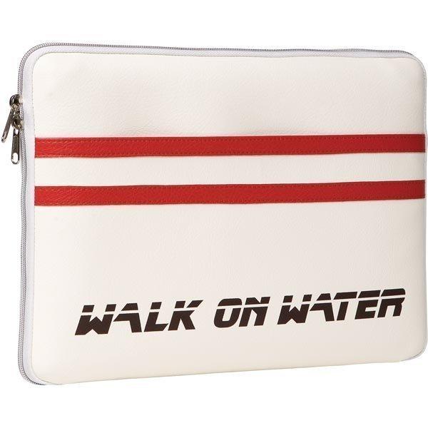 """Walk On Water Boarding sleeve 13 13 laptop kotelo valkoinen/musta"""""""