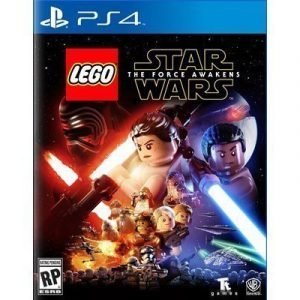 Warner Bros Interactive Lego Star Wars: The Force Awakens Ps4