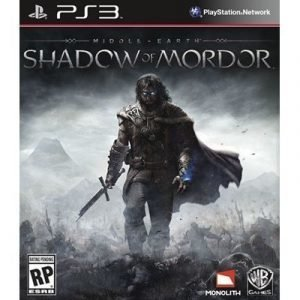 Warner Bros Interactive Middle-earth: Shadow Of Mordor Ps3