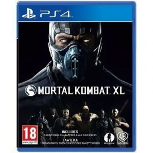Warner Bros Interactive Mortal Kombat Xl Ps4